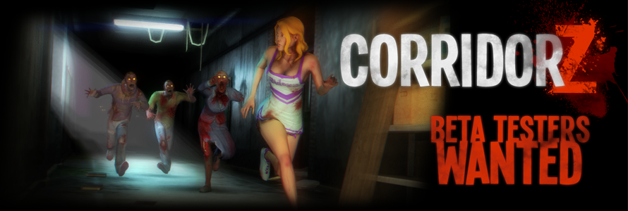 [BETA TEST] Corridor Z - be quick or be undead!